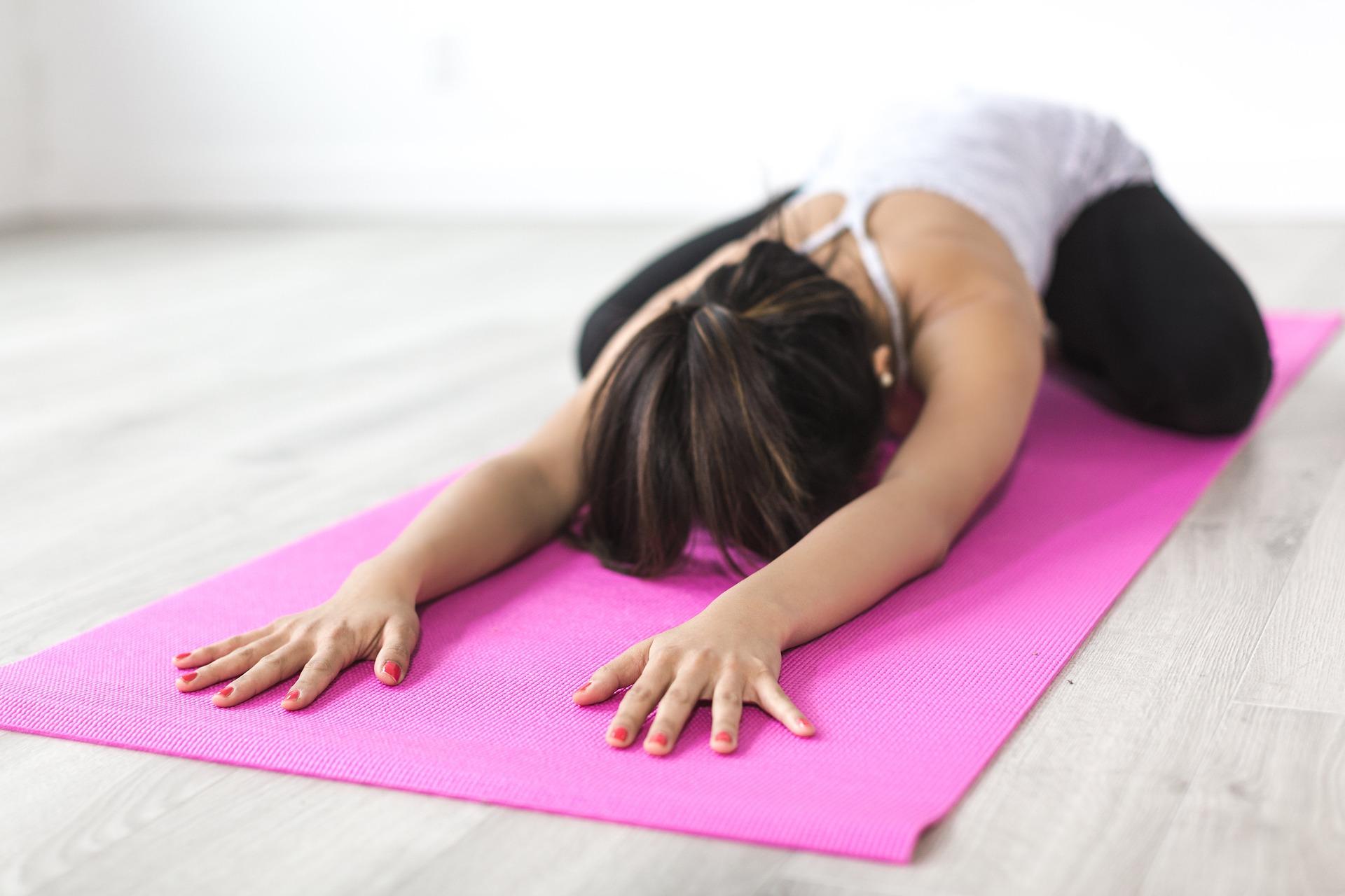 Rücken, Faszien & Entspannung vormittags