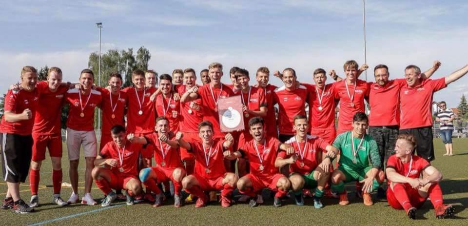 A-Jugend wird Meister und steigt in die Verbandsliga auf!