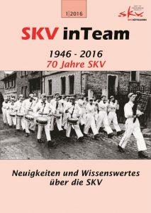 SKV inTam Ausgabe 01 2016