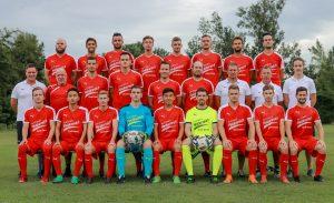 Manschaftsbild-Erste Mannschaft Saison 2018/19