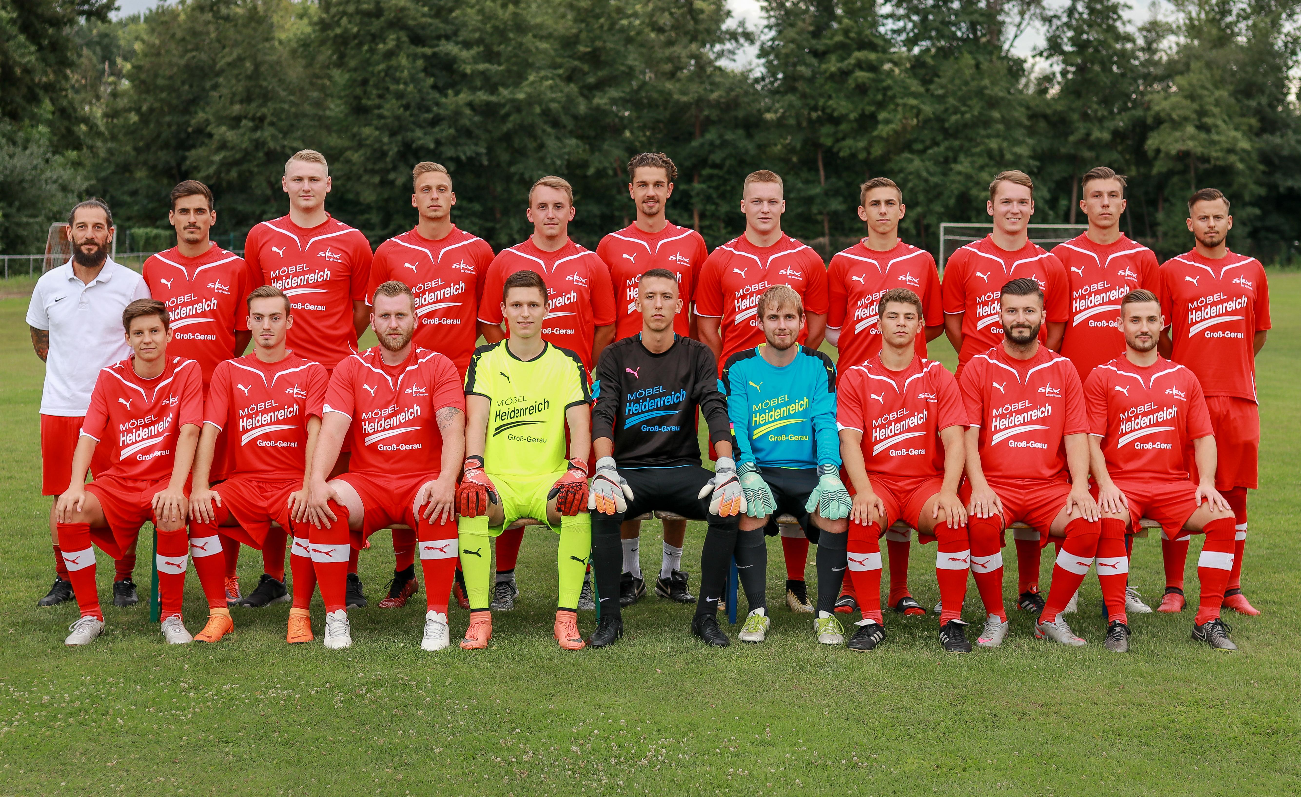 a96beed09cfbaf Nur die zweite Mannschaft der SKV kann positive Serie fortzusetzen ...