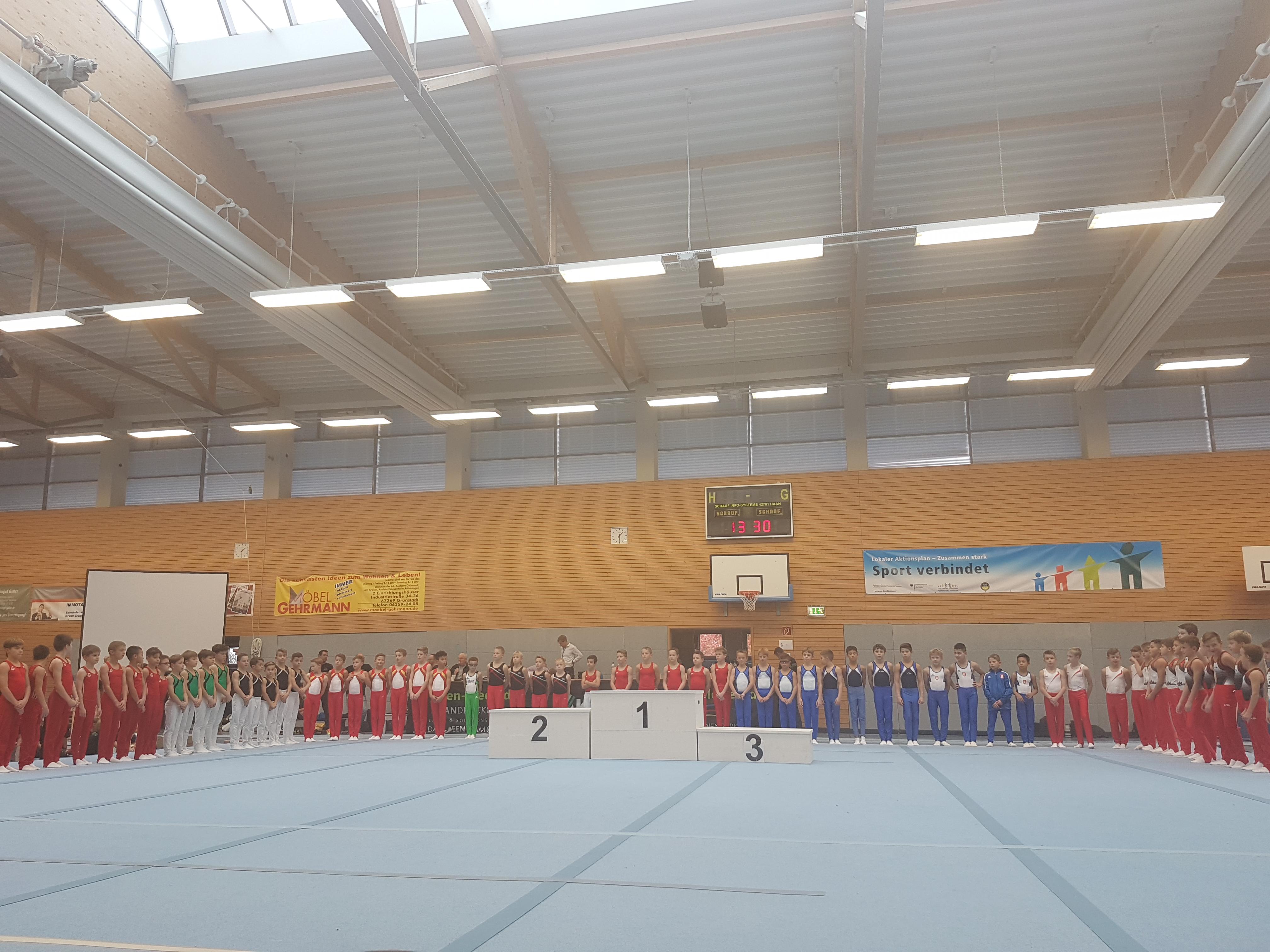 Deutschlandpokal in Grünstadt