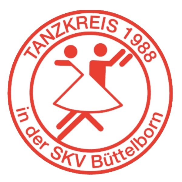 Logo Tanzkreis 1988 in der SKV Büttelborn